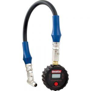 Quickcar - Economy Digital Tire Pressure Gauge 0-100 psi