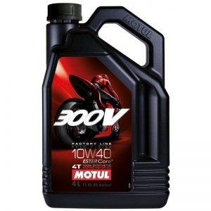 Motul 300V 4T Full Synthetic Race Oil