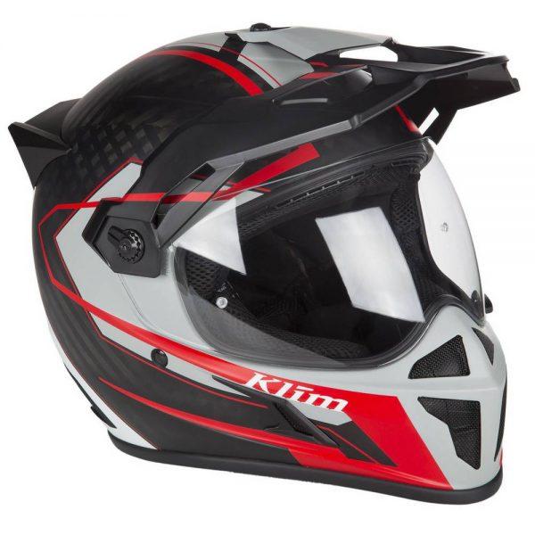 Klim Krios Karbon Adventure Helmet ECE/DOT Vanquish - Canada